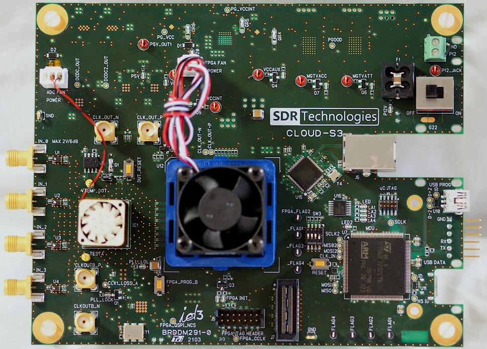 SDR-Technologies Cloud-S3
